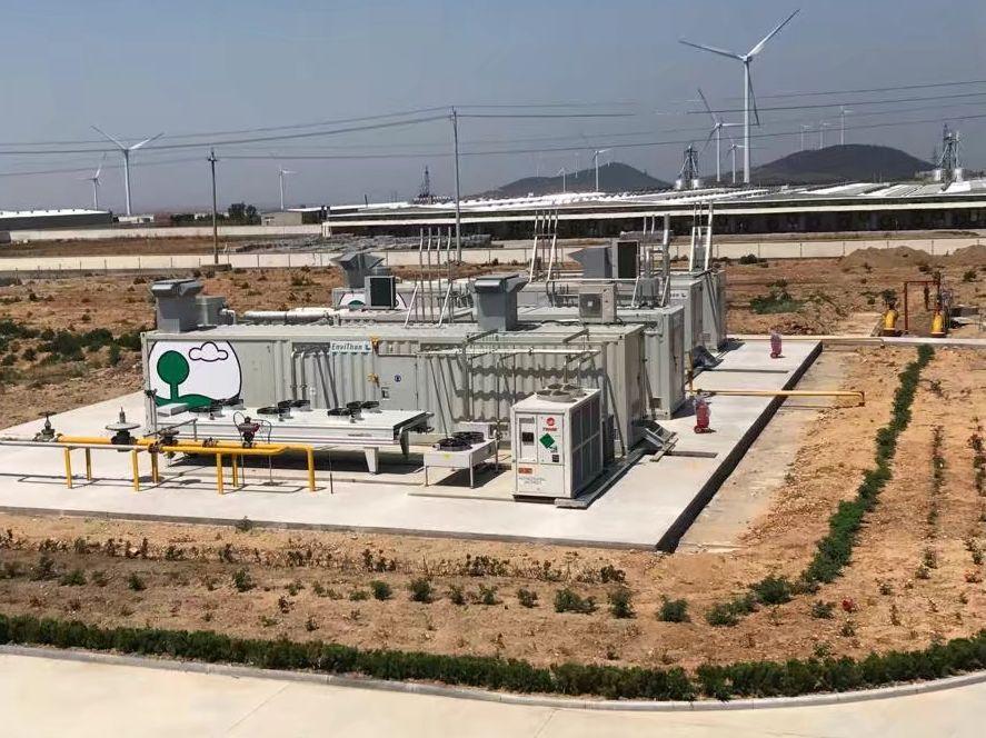 Drive Biogas – EnviThan conquista il mercato del carburante